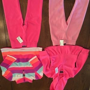NWT - Two 2T Warm Winter Outfits